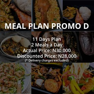 Nellies NaijaBrandChicK 2019 Trade Fair Meal Plan Promo